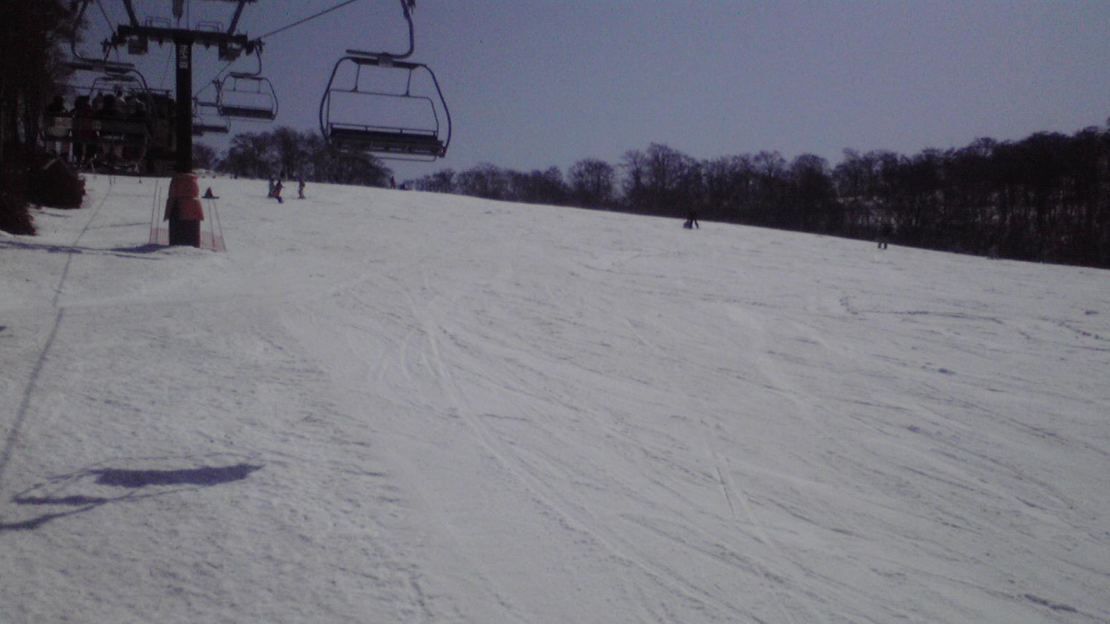今日のスキージャム勝山7