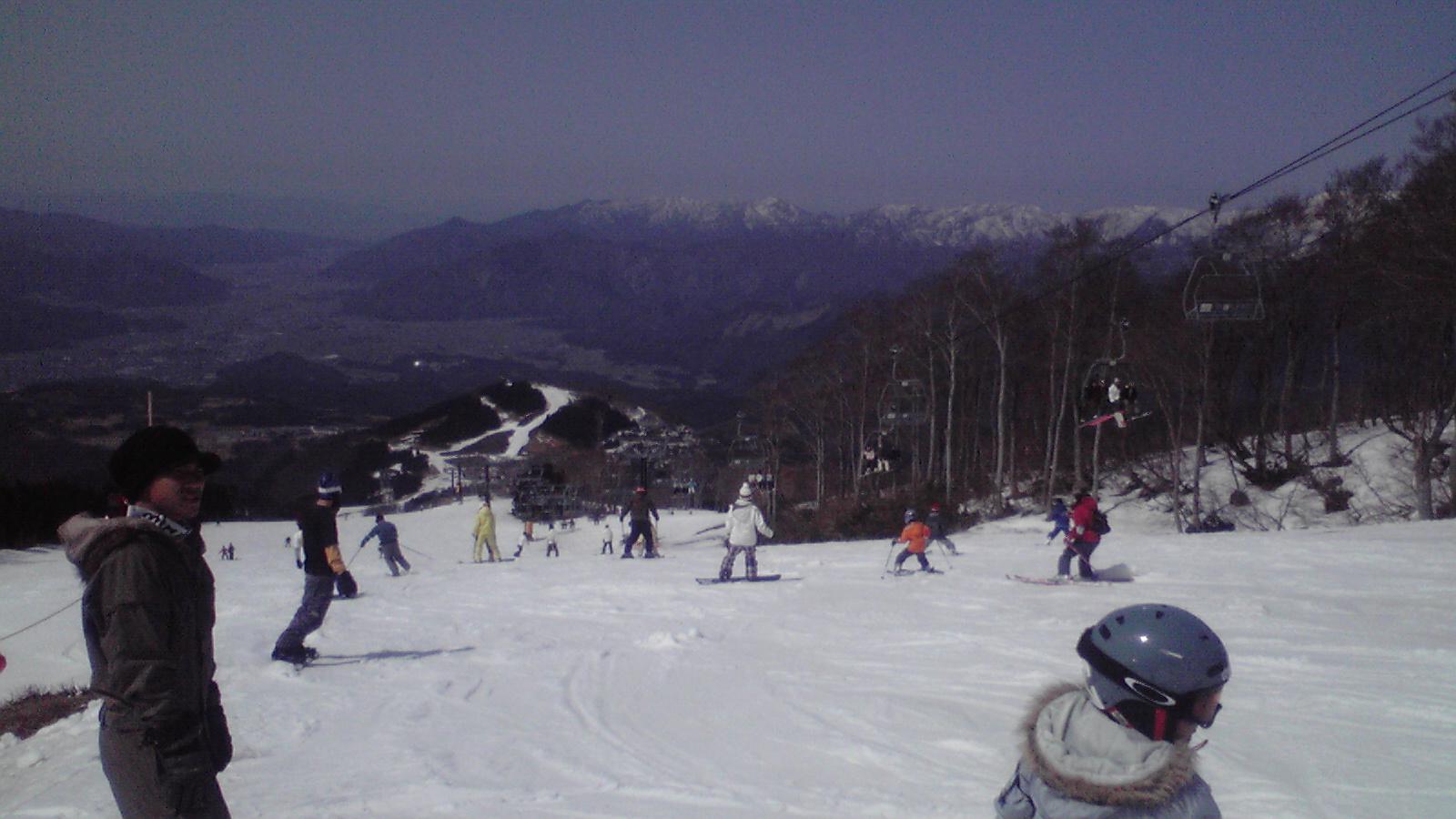 今日のスキージャム勝山11