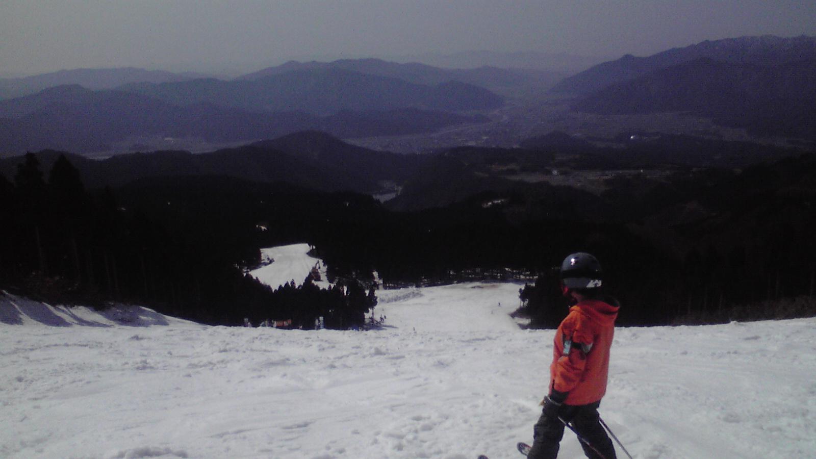 今日のスキージャム勝山12
