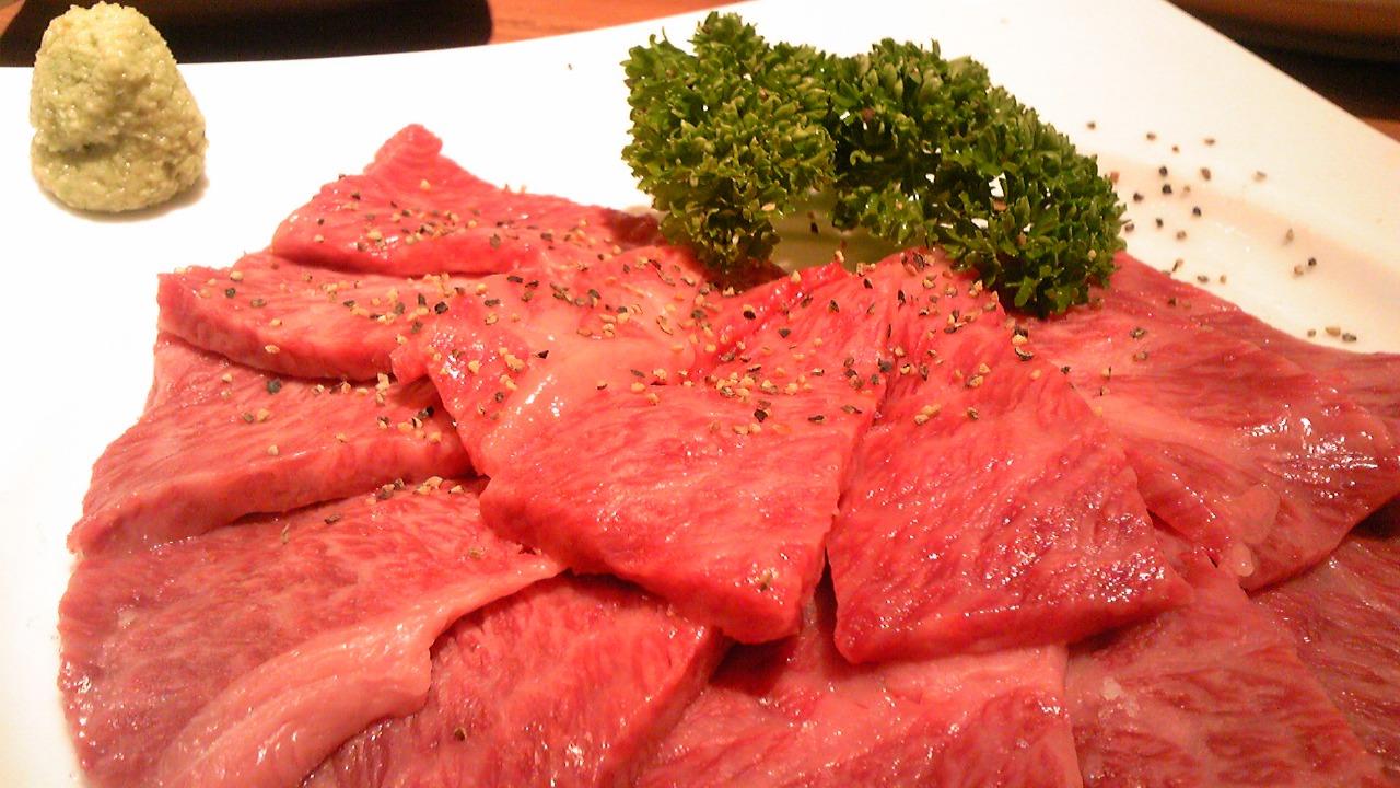 今日は肉だぁー!!
