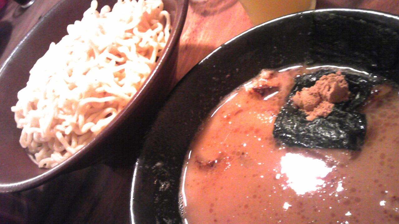 ラーメン・つけ麺・岩本屋