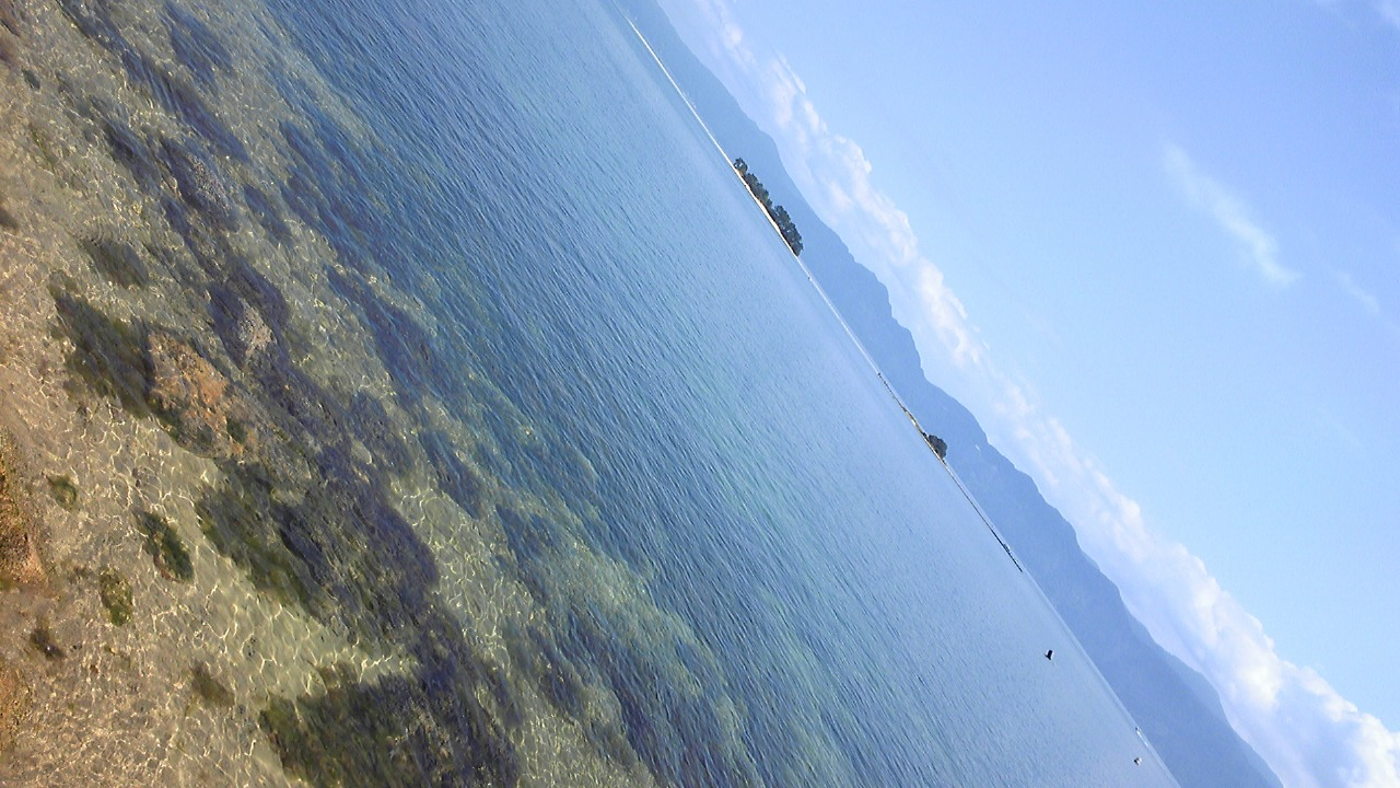 敦賀水島へ