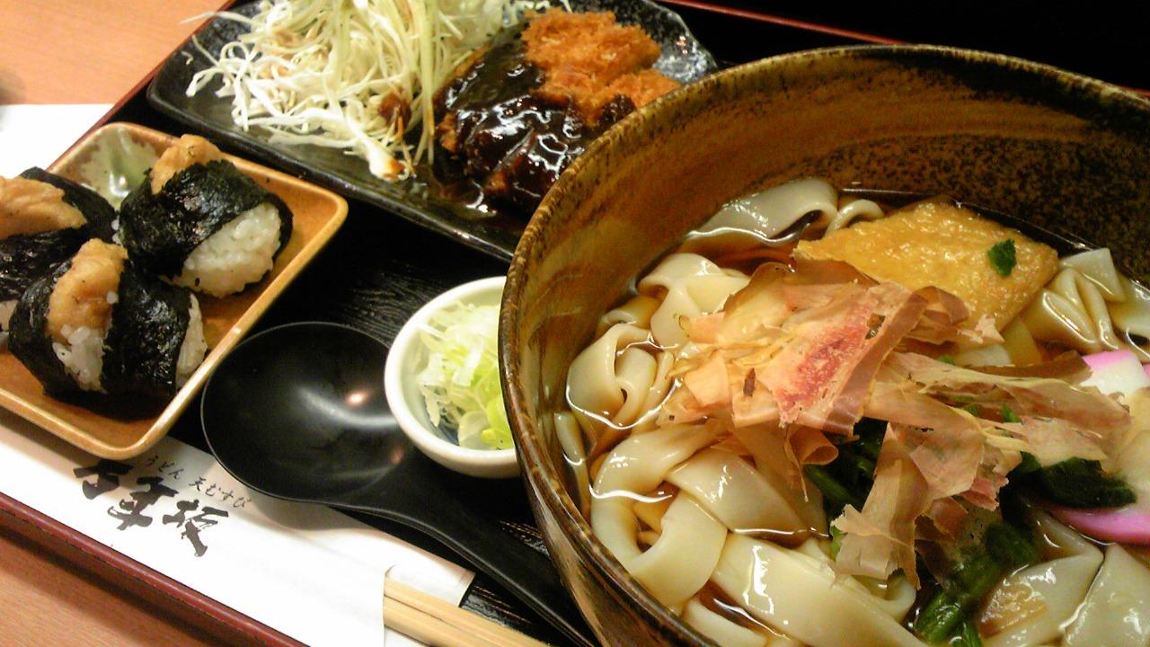 名古屋「一通りの昼飯」