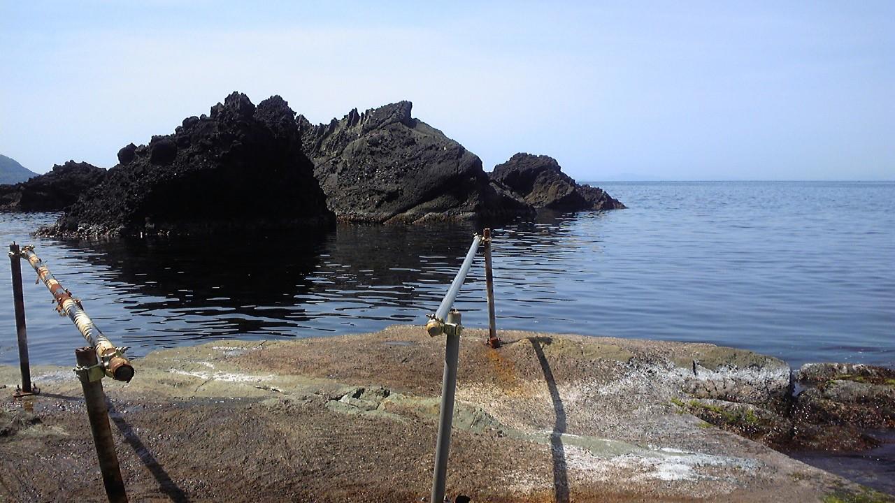 レスキュー最終日(海洋実習)